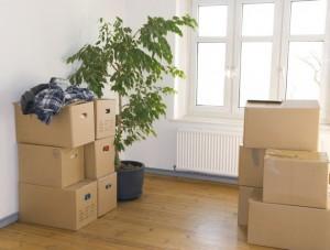 Appartement que je quitte