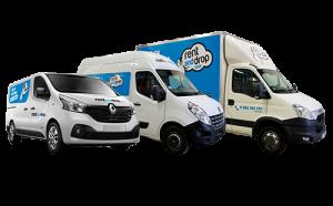 Les véhicules proposés chez Rent and Drop